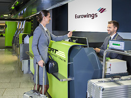 Bild zu City Check-in CAT Eurowings