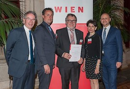 "Bild zu Wien ehrte Kongressveranstalter am ""Global Meeting Industry Day 2018"""
