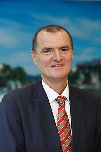 Univ.-Prof. DI Dr. Gerald Zenz, Präsident des Österreichischen Nationalkomitees für Talsperren und Leiter des Instituts für Wasserbau und Wasserwirtschaft an der TU Graz