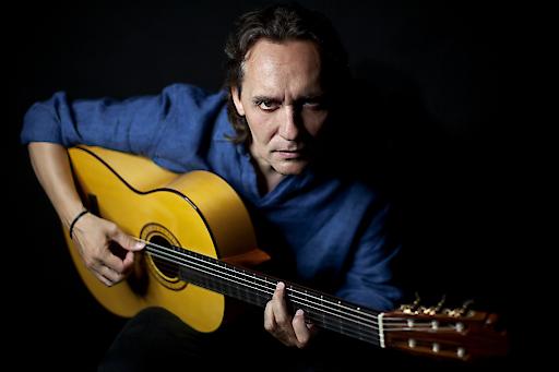 Flamenco-Star und mehrfacher Grammy-Gewinner Vicente Amigo