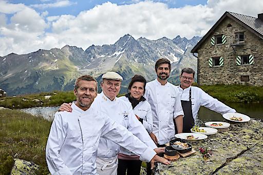 10. Kulinarischer Jakobsweg, Ischgl, Tirol