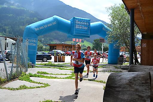 Charity Treppenlauf - Kinderlauf