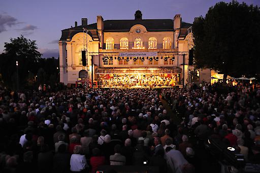 Openair Konzert St.Gallen