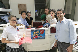 Bild zu 1 Millionster Besucher bei Time Travel / 1 Millionth Visitor at Time Travel