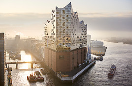 "Bild zu Elbphilharmonie Hamburg: ""World's Greatest Places 2018"""