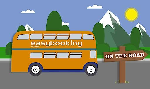 Von 11.-20.9.2018 tourt das easybooking-Wohnmobil durch Deutschland und besucht Tourismus-Dienstleister vor Ort.