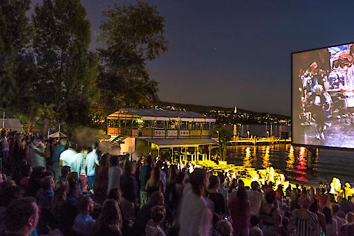 Salt Cinema in Zürich