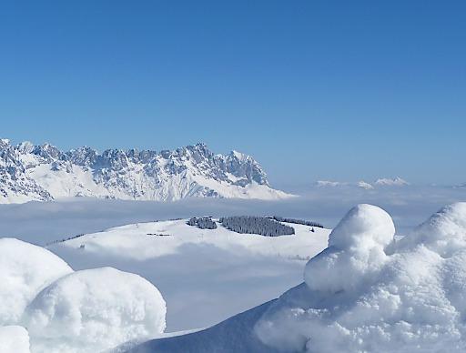 Skigebiet Wilder Kaiser - Tirol