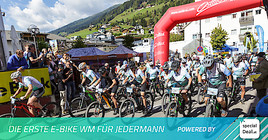 Fotograf: E-Bike World Federation, Fotocredit: E-Bike World Federation