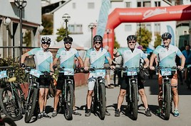Fotograf: E-Bike World Ferderation, Fotocredit: E-Bike World Federation