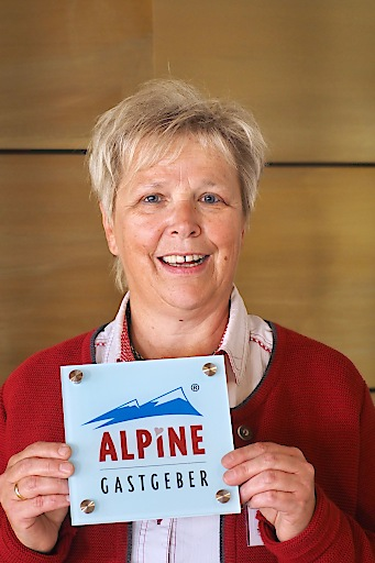 Die Osttirolerin Theresia Rainer ist seit 3 Jahren Obfrau der Tiroler Privatvermieter. Der neue Markenauftritt ist für sie ein wichtiger Schritt in Richtung Zukunft.