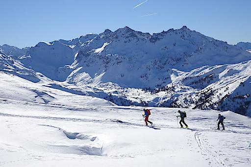 Skitourenstudie/EU-INTERREG Projekt WinHealth