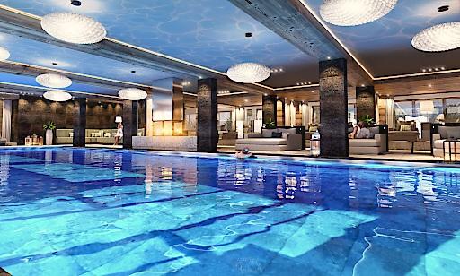 Zum 60jährigen Jubiläum eröffnet das renommierte Tiroler 4*S Hotel Bergfried am 14.12.2018 mit erhöhter Zimmeranzahl, einem erstklassigen Angebot und zahlreichen Innovationen wie einem Wasserpark, ein Kinderland und dem größten Infinity-Skypool von Tux