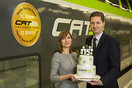 15 Jahre City Airport Train