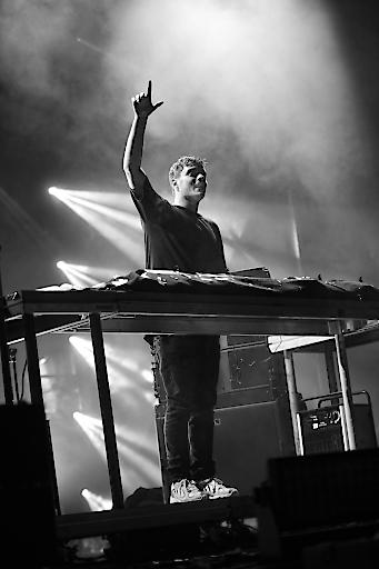 Martin Garrix beim Sound & Snow Gastein