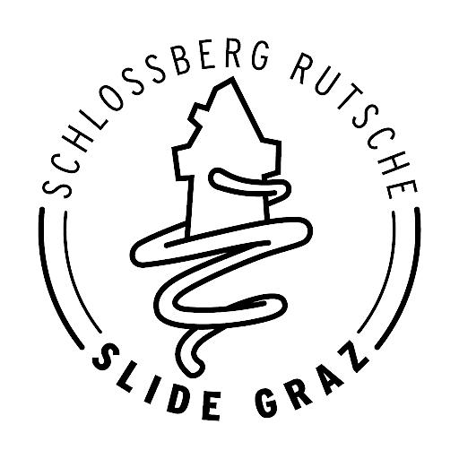 Logo der Schlossbergrutsche Graz