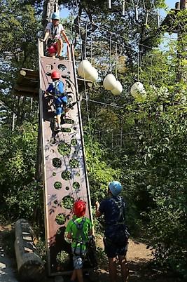 Saisoneröffnung Im Waldseilpark Kahlenberg Magmag Events