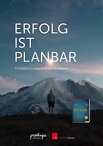 PRODINGER und der TRAUNER Verlag: Aktuelle Vortragsreihe - Erfolg ist planbar