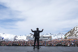 Bild zu Top of the Mountain Easter Concert in Ischgl