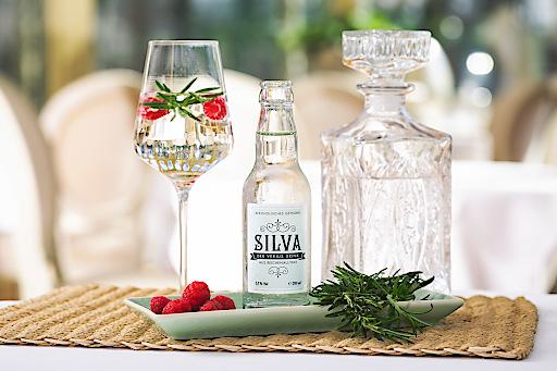 Ich bin SILVA - der neue In-Drink auf Basis von Verjus Bekannt aus 2 Minuten 2 Millionen