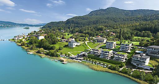 Das Hermitage Vital Resort am Wörthersee