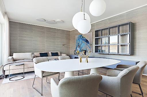 Luxuriös ausgestattete Apartments