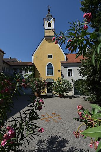 Innenhof Nikolaihof Wachau