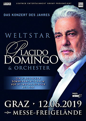 Placido Domingo - 12.06.2019 - Graz