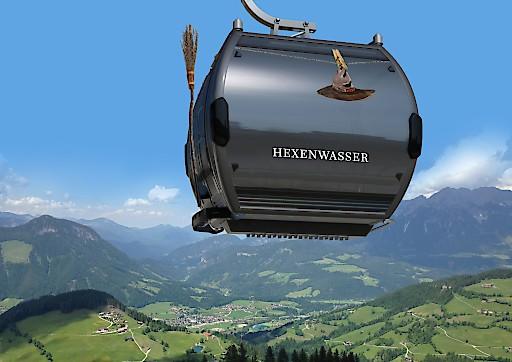 Komfortabel, familienfreundlich und erlebnisreich soll ab Juli 2020 die Fahrt ins Hexenwasser Söll sein.
