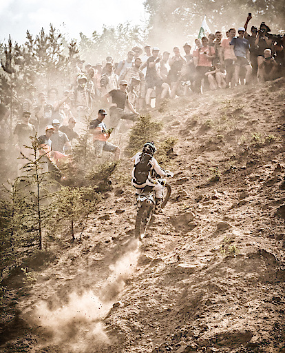 Erzbergrodeo Red Bull Hare Scramble Besucherzone