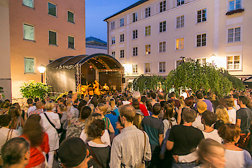 Das Altstadtfest Kaiviertel findet 2019 wieder von 31. Mai bis 1. Juni in der Salzburger Altstadt statt.