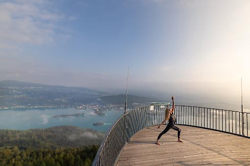 Yogafestival in Pörtschach und Velden am Wörthersee