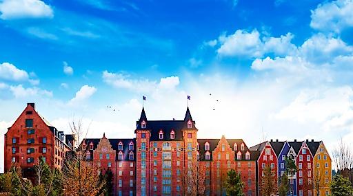 Krønasår – The Museum-Hotel (Credit: Europa-Park)