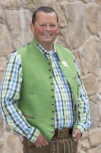 Vorstandsvorsitzender Ing. Wolfgang Hetteg-ger ist von der Wichtigkeit des Freizeit- und Kindererlebnisparks Geisterberg für die Tou-rismusregion überzeugt.