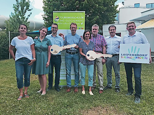 Einzigartiges Kindergartenkonzept in der Therme Loipersdorf präsentiert