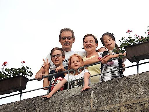Das Schloss Fischhorn im Zell am See. Gastgeber Home Office Service lädt betroffene Familien zu kostenlosen Ferien ein.