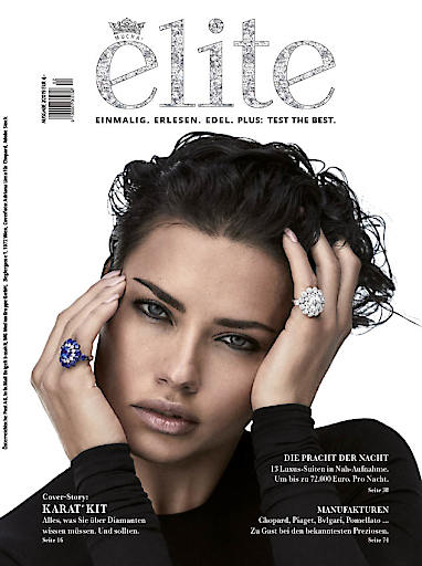 Cover Elite Magazin 2/19