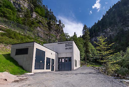 Wasserkraftwerk Taurach - Alpin Life Resort Lürzerhof