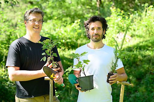 Mario und Daniel Greber, Brüder und Inhaber des Boutiquehotel Lün im Brandnertal
