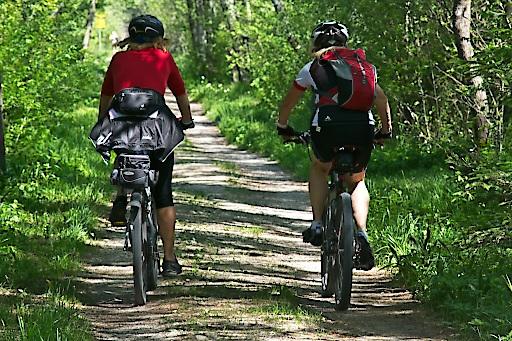 Mit dem Fahrrad die Ostregion erkunden