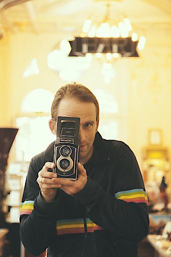 Start-up-Unternehmer Florian Kaps ist Referent bei HOGAST-NEXT.