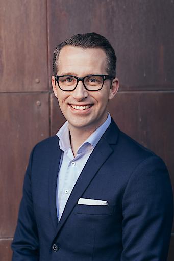 Thermen-Geschäftsführer Philip Borckenstein-Quirini