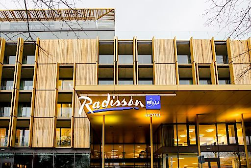 Radisson Blu Park Royal Palace Hotel Vienna (Austria Trend Hotels)