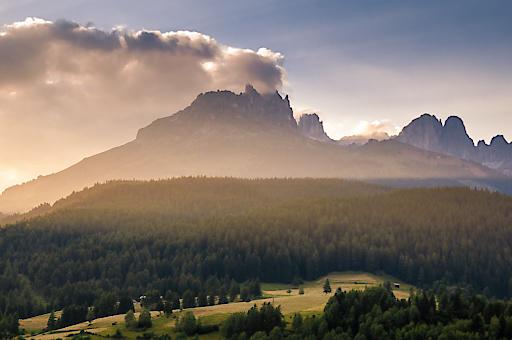 Dolomiten. Foto: David Marcu