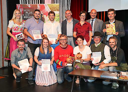 Die gelungene HOGAST.REGIO-Genusspreis-Premiere sorgte bei den Gewinnern, Juroren und Organisatoren für Jubelstimmung.