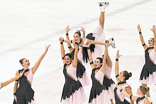 Verkaufsstart: Ab Samstag 21.09. gibt es die ersten Tickets für die Eiskunstlauf-Europameisterschaft in Graz!