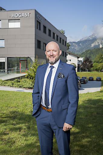 Richard Wisdom ist mit 1. Oktober 2019 neuer HOGAST-Vorstand.
