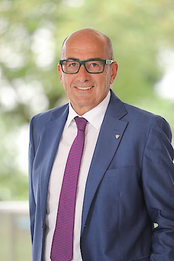 Günther Obmascher verabschiedet sich nach 33 Jahren HOGAST in den wohlverdienten Ruhestand.