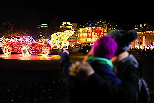 Glanzlichter Stuttgart (Credit: Stuttgart-Marketing GmbH / Jean-Claude Winkler)