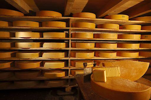 Regionale Wertschöpfung im Fokus: Käse aus dem Bregenzerwald (ausgezeichnet als GenussRegion)